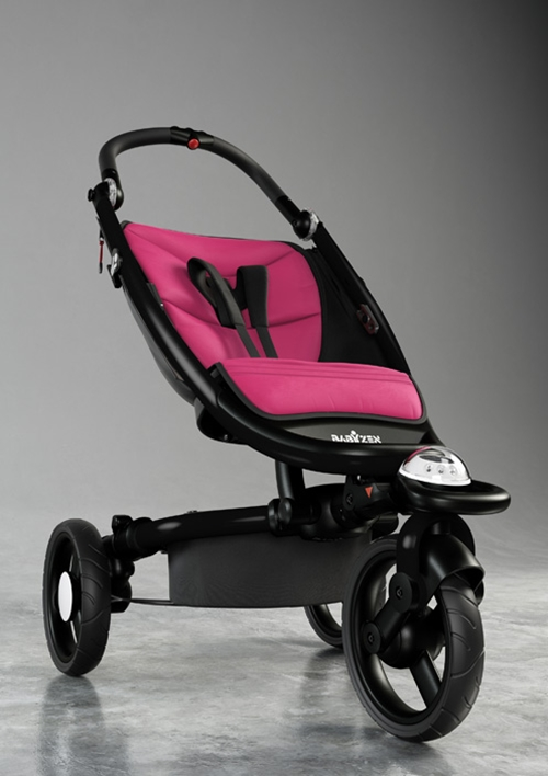 Babyzen, toda una filosofía de vida aplicada a una silla de paseo