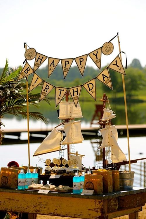 Fiesta Pirata a la vista