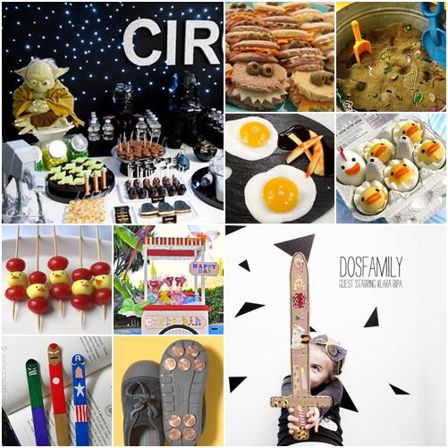 Ideas para fiestas infantiles-La semana en fiestas y cumples