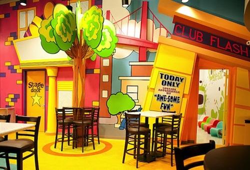 Espacios Cool para niños…Cool de Sac en Miami