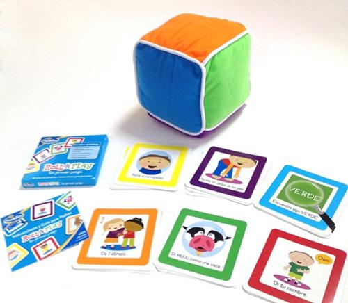Su primer juego de cartas, Roll&Play