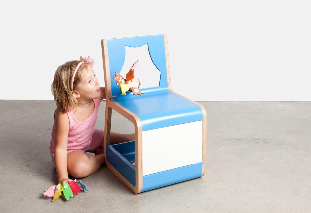 """""""El Bosque en Casa"""", nueva colección de Muebles Infantiles"""