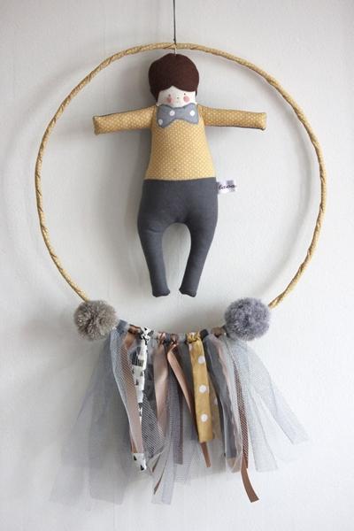 Regalos originales para niños: Atrapasueños handmade