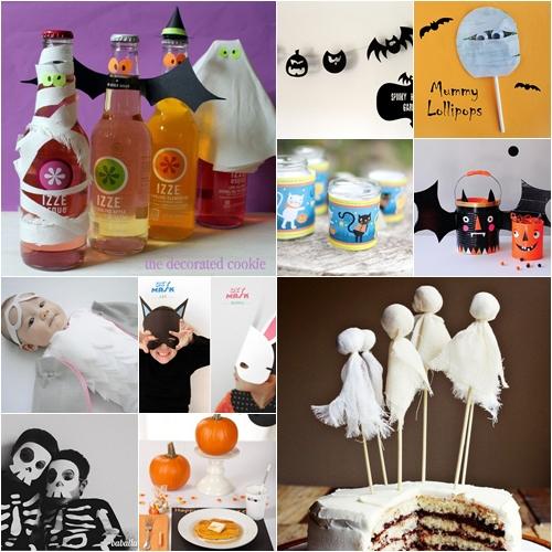 La mejores ideas de Halloween en Fiestas y Cumples