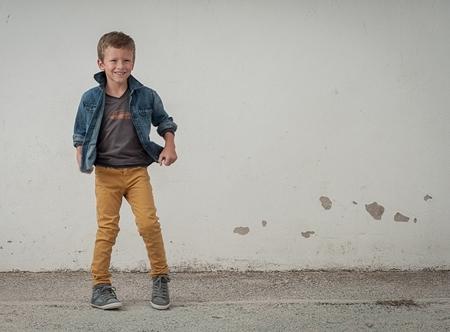 Tendencias de moda infantil para este otoño-invierno 2012