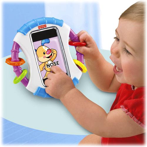 El iPhone convertido en un juguete