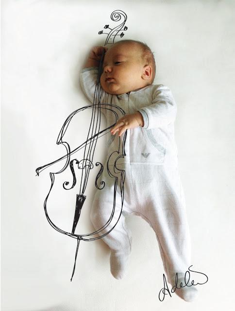 Más fotos inspiradoras de bebés