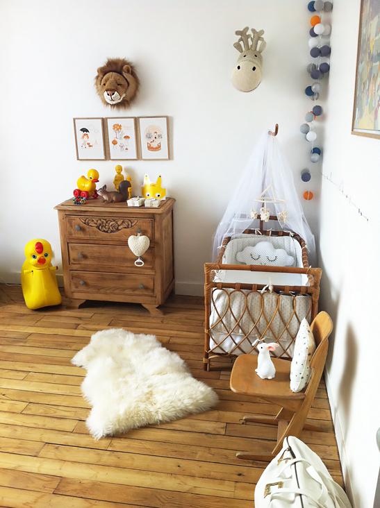Un Dormitorio de Bebé ideal