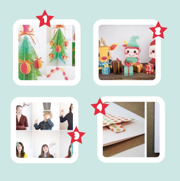 Descargables gratis de Navidad para imprimir
