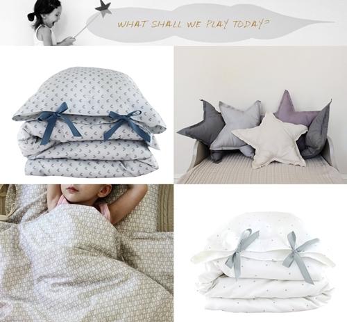 Colette Bream… Textiles encantadores para niños