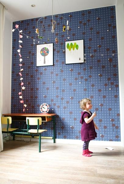Papeles Pintados infantiles de Breekwater