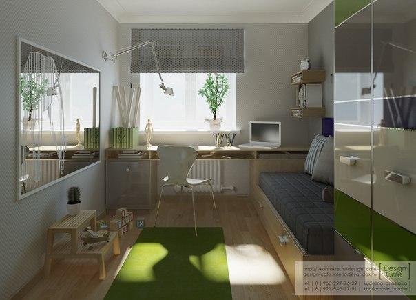 Habitaciones Juveniles de Studio Cafe