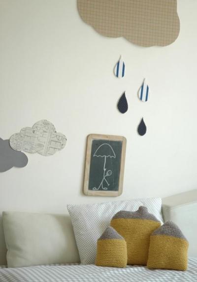 Detalles en la decoración infantil