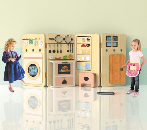 Proyectos…Un nuevo espacio para Niños