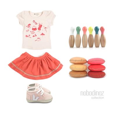 Outfits de verano para Niños … Nobodinoz