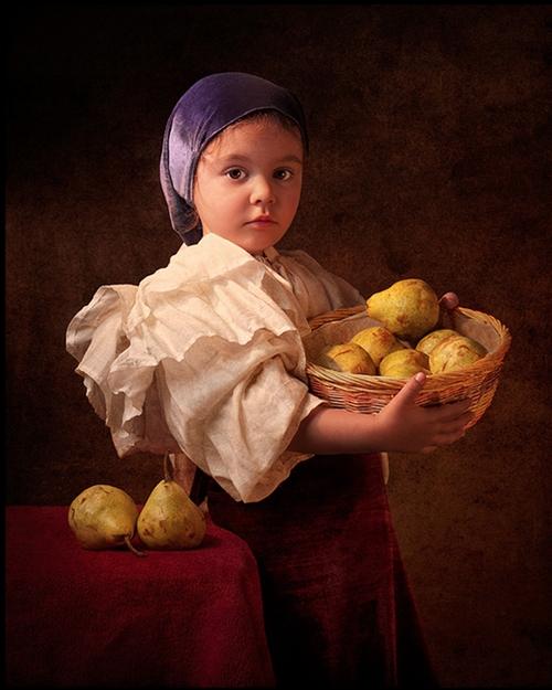 Fotografía de niños, por Bill Gekas