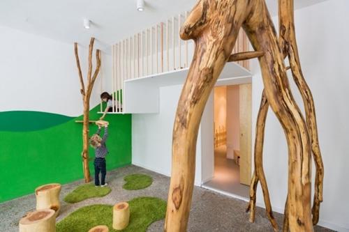 Espacios Cool para Niños- Guardería en Alemania