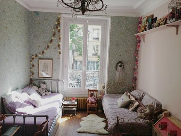 Preciosa habitación infantil en París