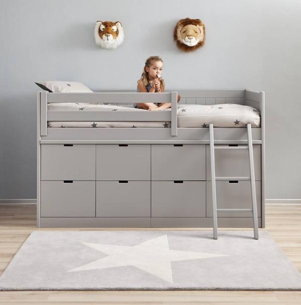 Asoral, Muebles infantiles y juveniles