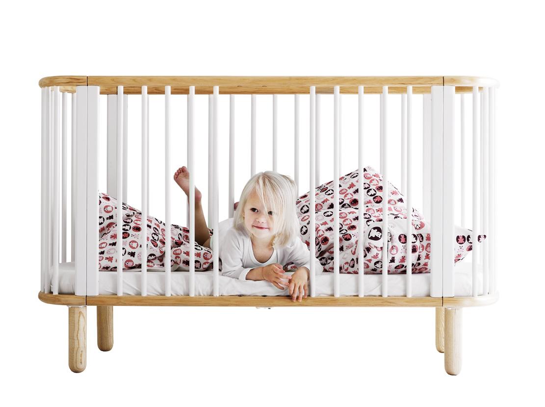 Nueva colección de muebles de bebé Flexa