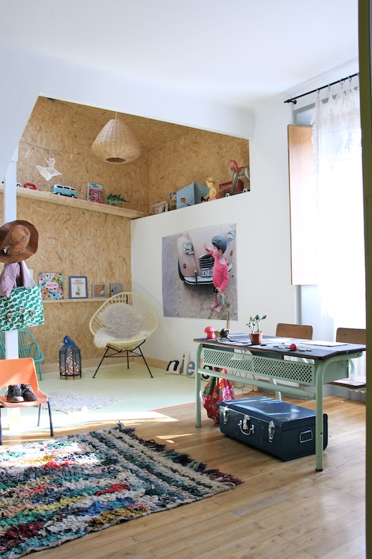 Creatividad y Energía en la habitación infantil