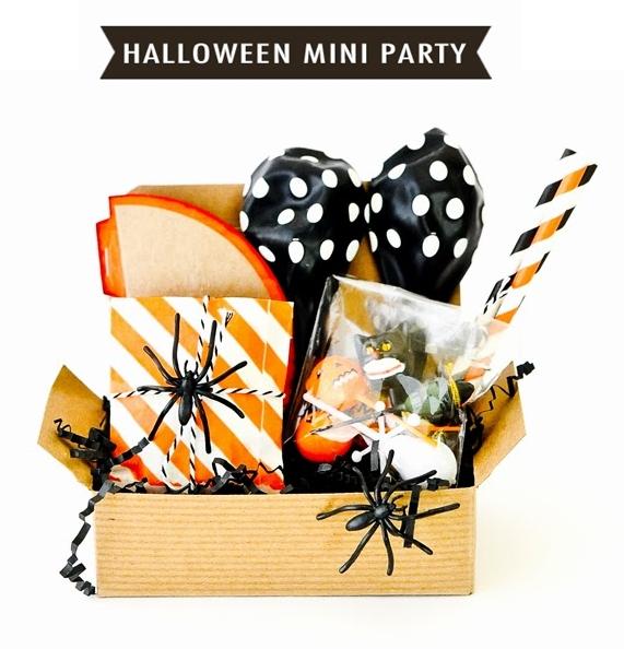 Ideas para una Mini-Party de Halloween