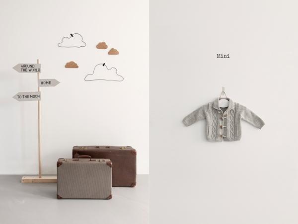 Zara Mini. La nueva moda de Zara para bebés.