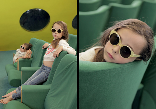 Very French Gangsters: gafas cool para niños