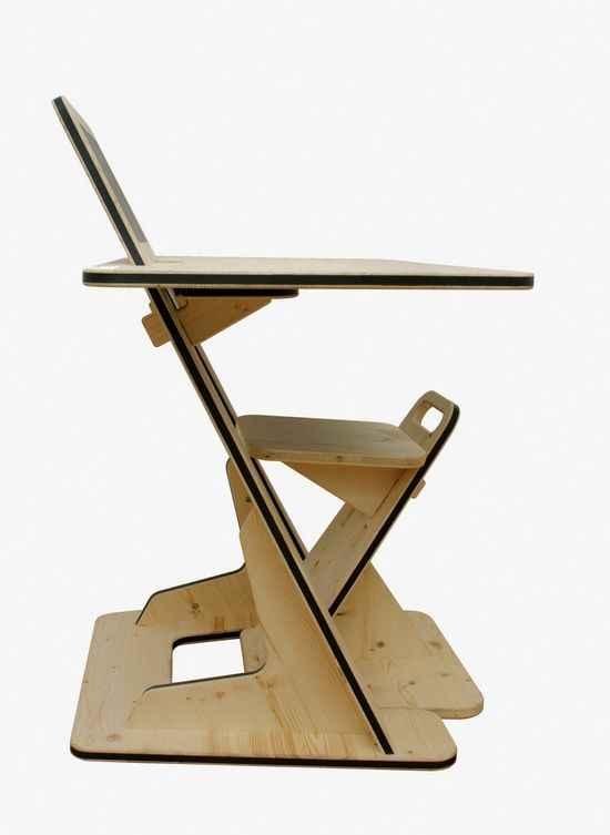 AZ Desk. El escritorio que crece con tu hijo.