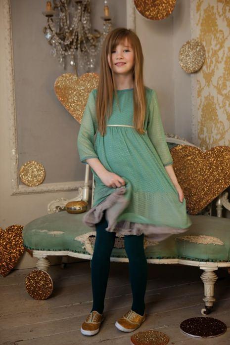 Vestidos de Navidad para Niñas…ilovegorgeous