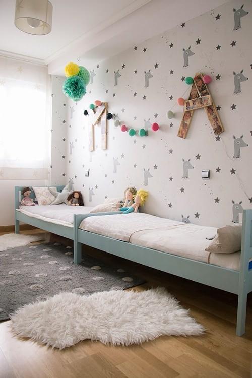 Ikea hacks... Habitación infantil compartida | DecoPeques