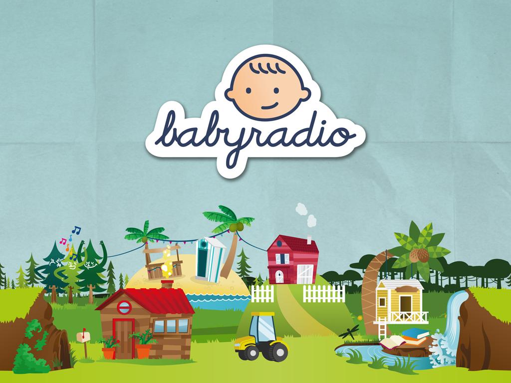 Babyradio. La radio online para niños.