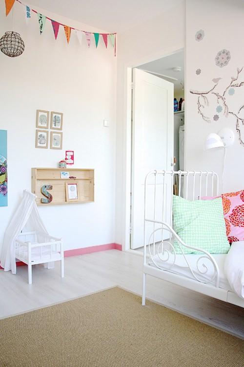Decoración Habitaciones De Niñas Decopeques