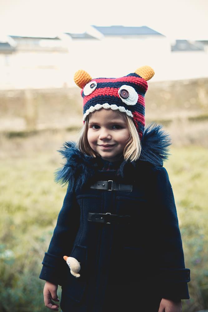 Pistas de Moda Infantil por Dressing Ivana … Monster!