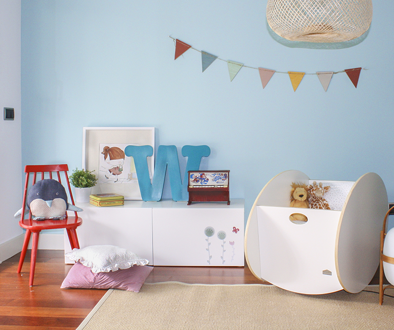 Habitaciones de Bebé- Ideas de Decoración