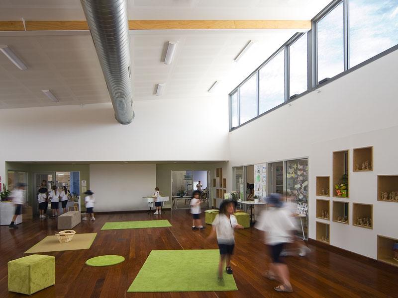 Espacios Cool para Niños… Una escuela australiana poco convencional