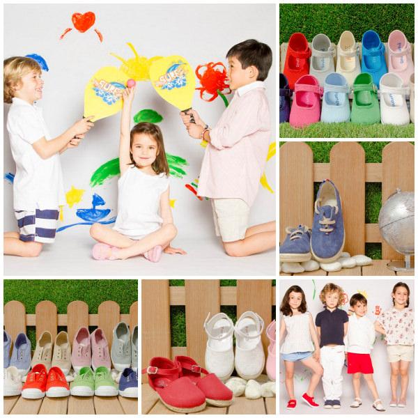 Pisamonas: Zapatos online a buen precio para niños