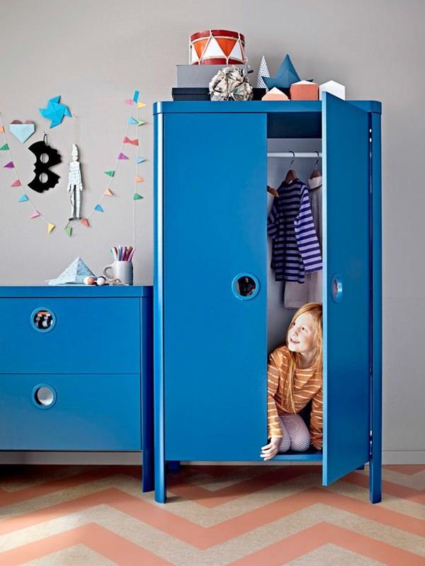 BUSUNGE: la nueva línea de dormitorio infantil de Ikea