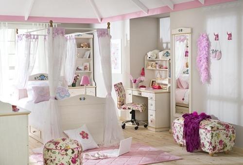 Cilek, dormitorios infantiles de princesas