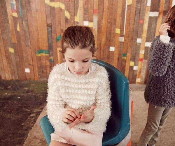 La colección de Zara Kids para este otoño-invierno