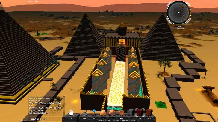 MyDream, la versión suave del juego Minecraft