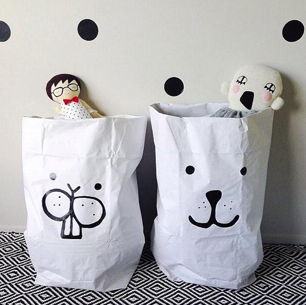 Tellkiddo te ofrece los sacos de almacenaje más chulos