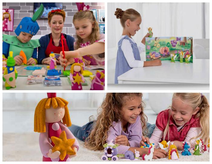 FIMO Kids, moldea tus juguetes con STAEDTLER