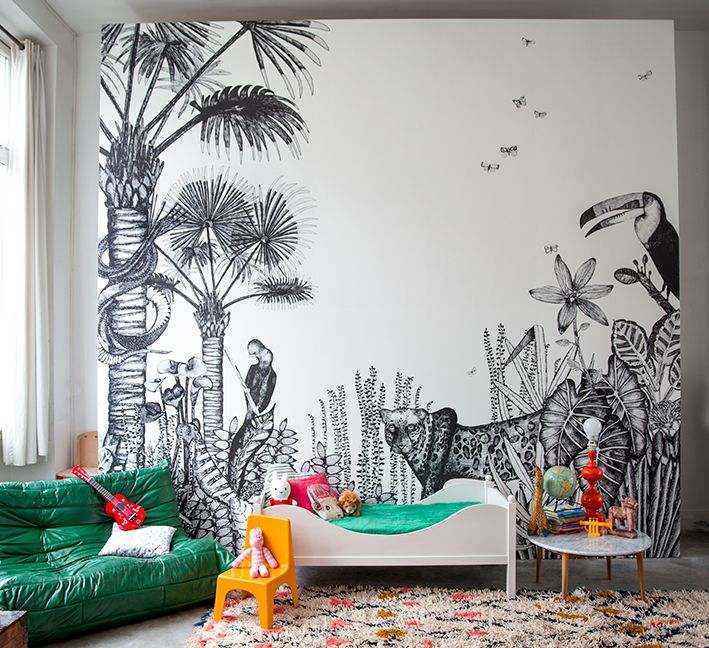 Tendencia en decoraciones de pared