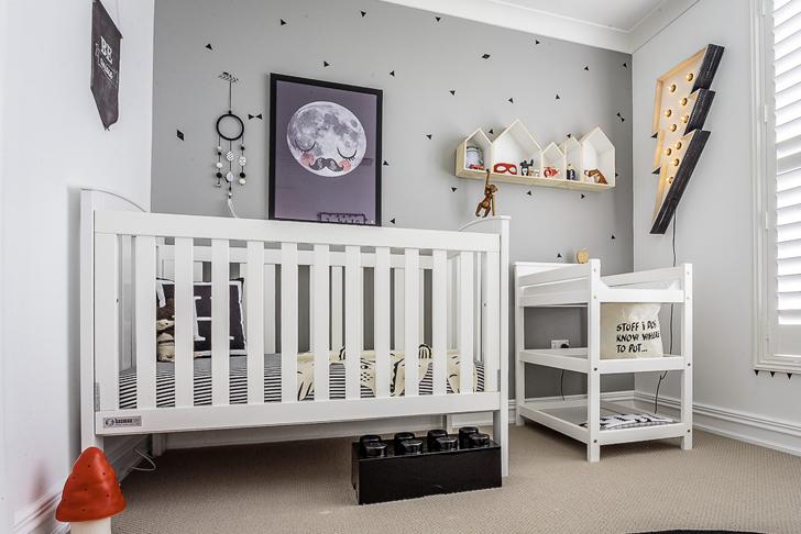 Inspiración deco: la habitación de Harry