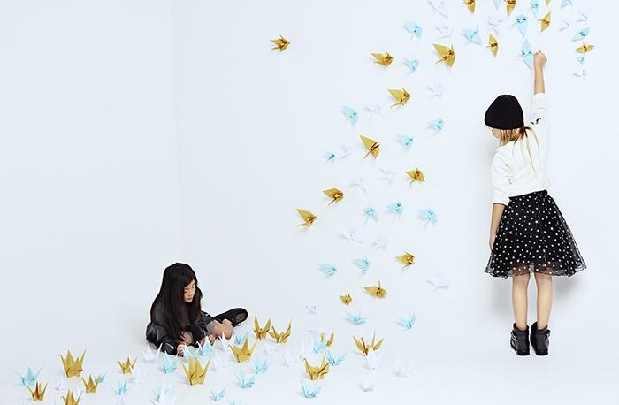 La Navidad llega a la colección Mango Kids