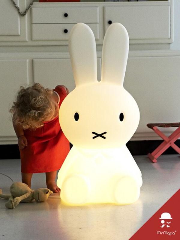 Mr. Maria, lámparas infantiles diferentes