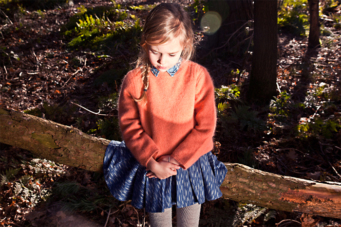 Ternura y diseño en Morley for kids