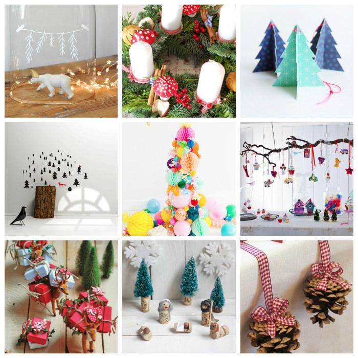 Decorar Casa Navidad Manualidades.10 Ideas De Decoracion Navidena Con Ninos En Casa Decopeques