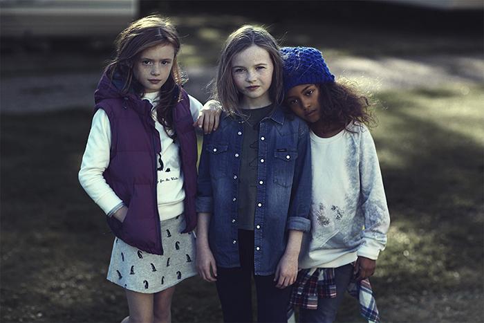 La colección más urbana de Pull & Bear Kids